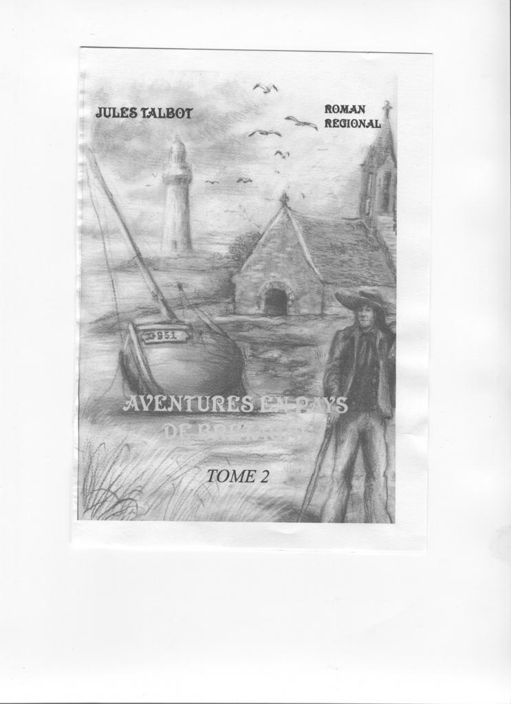 Page de couverture Tome 2